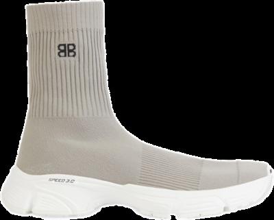 Balenciaga Speed 3.0 Grey White 654532W2DN21510