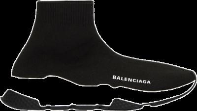Balenciaga Speed Trainer Black White 2019 (W) 525712-W05G0-1000