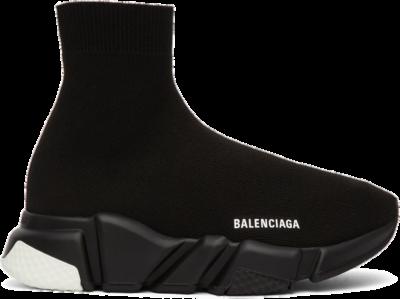 Balenciaga Speed Trainer White Heel 587286 W1703 1009