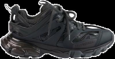 Balenciaga Track Clear Sole Black 647742W3BM11000