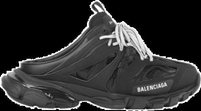 Balenciaga Track Mule Black 653814W3CP31000