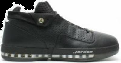 Jordan 16 OG Low Black / Chrome 136069-001