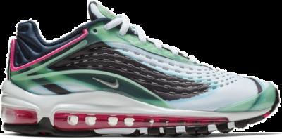 Nike Air Max Deluxe Enamel Green (GS) AR0115-301