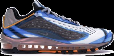 Nike Air Max Deluxe Photo Blue Orange Peel (W) AQ1272-401