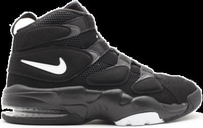Nike Air Max Uptempo 2 Black White Dark Shadow 472490-010