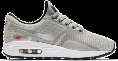Nike Air Max Zero Metallic Silver (GS) 921074-001