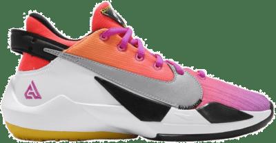 Nike Zoom Freak 2 Bright Crimson Fire Pink (GS) CT4592-600
