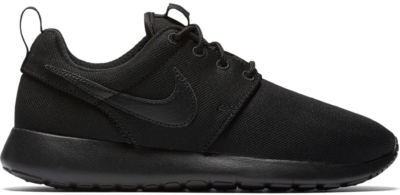 Nike Roshe One Triple Black (GS) 599728-031