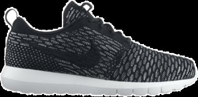 Nike Roshe Run Flyknit Black Sequoia 677243-003