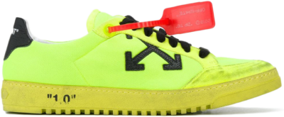 OFF-WHITE Low 2.0 Fluo Yellow FW19 OMIA042F19D680376210
