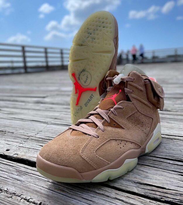 jordan Nike Air cactus jack