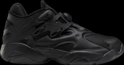 Reebok Pump Court 'Triple Black' Black FV5623