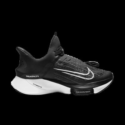 Nike Air Zoom Tempo NEXT% Flyease 'Black White' Black CV1889-005