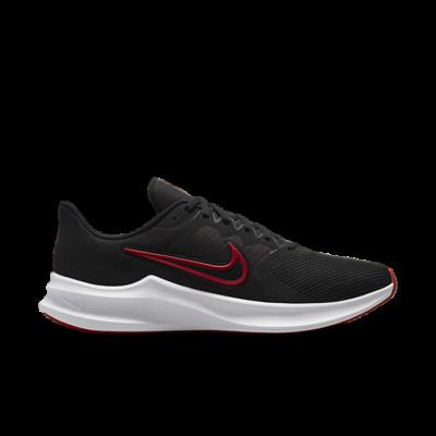 Nike Downshifter 11 Zwart CW3411-005