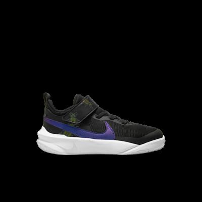 Nike Team Hustle D 10 SE Zwart CZ4180-001