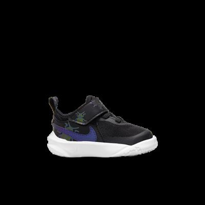 Nike Team Hustle D 10 Zwart CZ4181-001