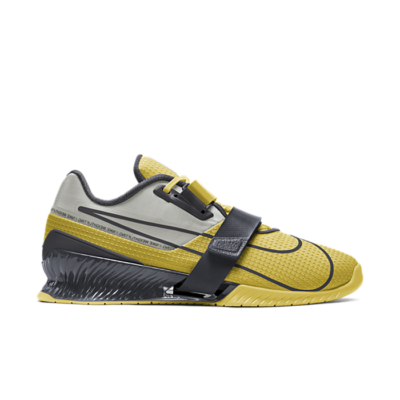 Nike Romaleos 4 'Bright Citron' Yellow CD3463-707