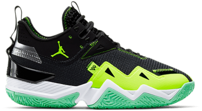 Jordan Westbrook One Take BLACK/VOLT-WHITE-GREEN GLOW Black CJ0780-003