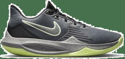 Nike Precision 5 Iron Grey/Dust-Black-Barely Volt  CW3403-001
