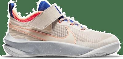 Nike Team Hustle D 10 SE PS Desert Sand/Desert Sand-Lt Smoke Grey  DD1882-001