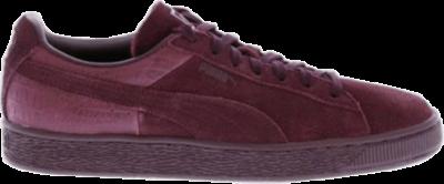 Puma Suede Classic Casual Emboss Purple 361372-06