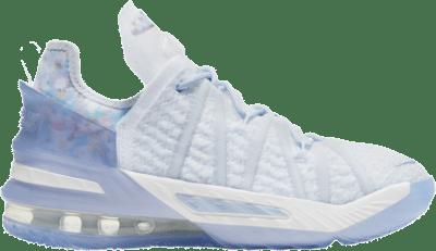Nike LeBron 18 NRG Blue Tint (GS) CT4677-400