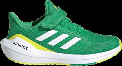 adidas EQ21 Run Velcro J 'Vivid Green' Green S29183