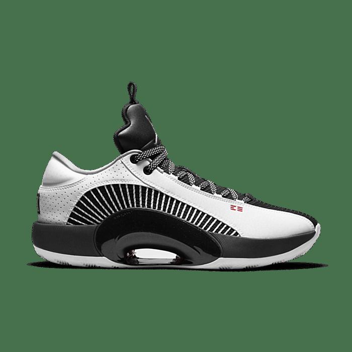 """Air Jordan XXXV Low """"BLACK-WHITE"""" CW2460-101"""