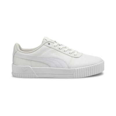 Puma Carina canvas sneakers dames Wit 368669_08