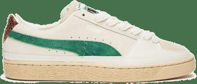 Rhuigi X PUMA Suede White/Green green 38215501