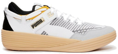 "Puma CLYDE ALL PRO LOW KUZMA ""WHITE"" 194835-01"