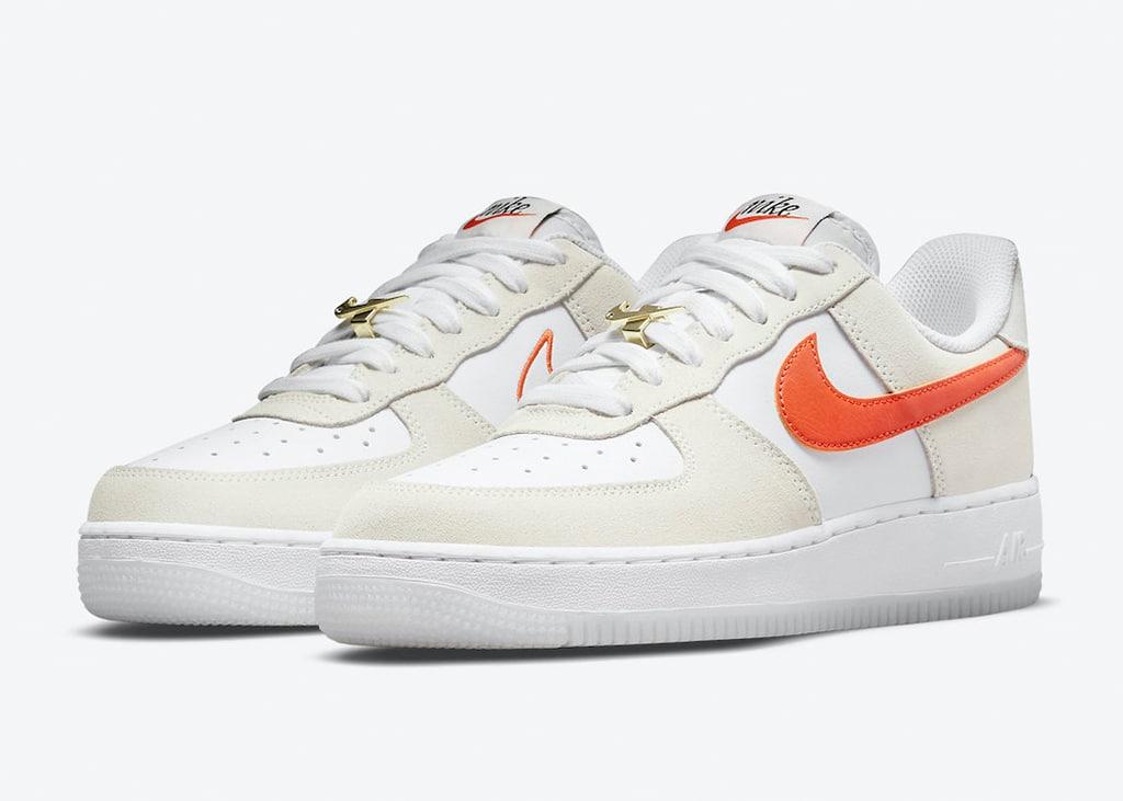 Nieuwe Nike Air Force 1 aangekondigd ter ere van de historische swoosh