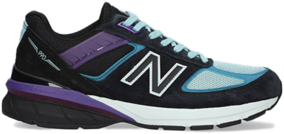 New Balance 990v5 Black Grape