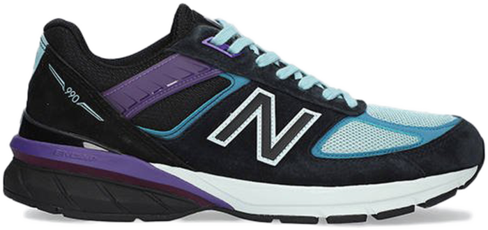 New Balance 990v5 Black Grape M990EP5