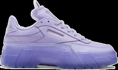 Reebok Club C Cardi B Crisp Purple GY0491