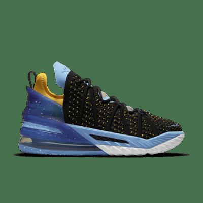Nike LeBron 18 Black CQ9283-006