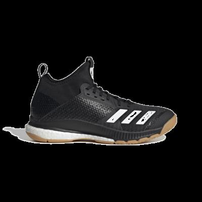 adidas Crazyflight X 3 Mid Core Black D97823