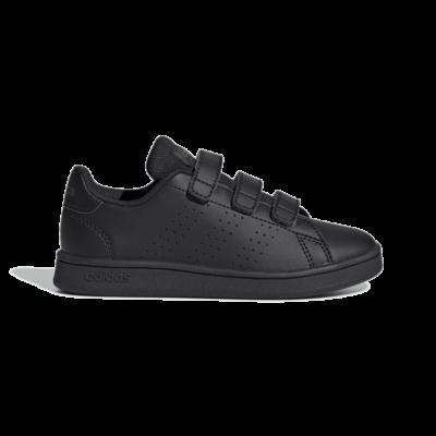 adidas Advantage Core Black EF0222
