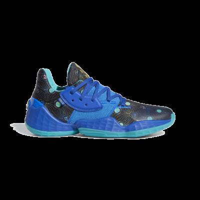 adidas Harden Vol. 4 Glow Blue EF9923