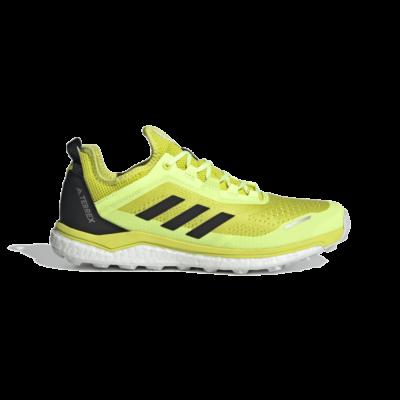 adidas Terrex Agravic Flow Acid Yellow FW5120