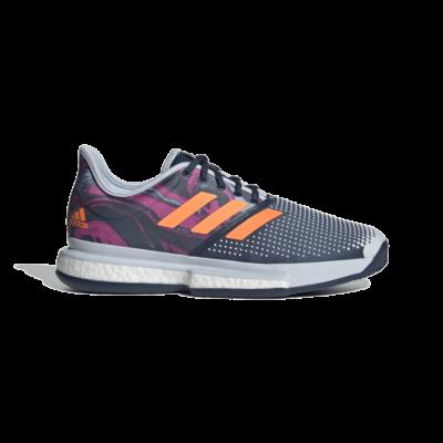 adidas SoleCourt Primeblue Tennisschoenen Halo Blue FX1730