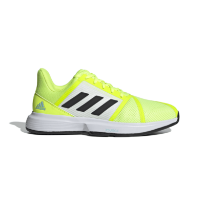 adidas CourtJam Bounce Solar Yellow FX4102