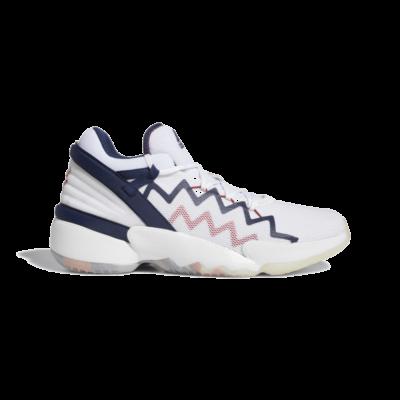 adidas D.O.N. Issue #2 Cloud White FY0872