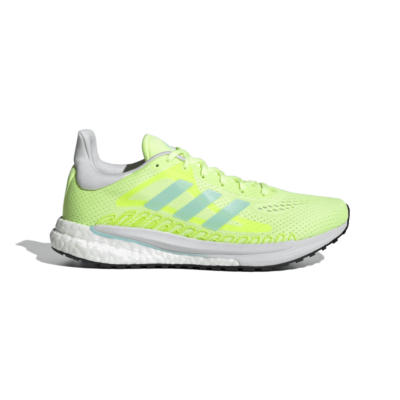 adidas SolarGlide Hi-Res Yellow FY1114