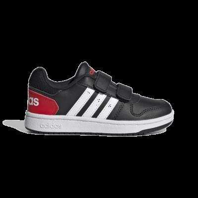 adidas Hoops 2.0 Core Black FY9442