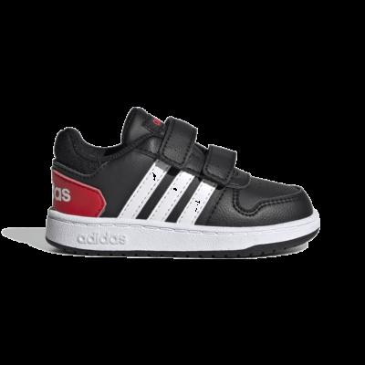 adidas Hoops 2.0 Core Black FY9444