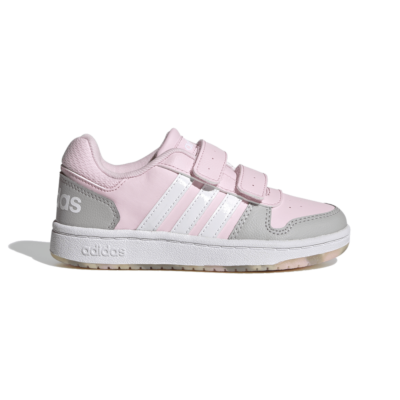 adidas Hoops 2.0 Clear Pink FY9451