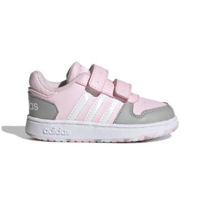 adidas Hoops 2.0 Clear Pink FY9453
