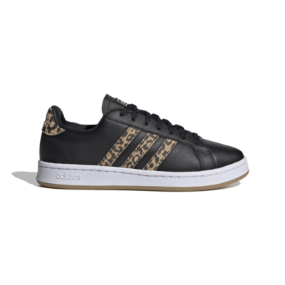 adidas Grand Court Core Black FY8950