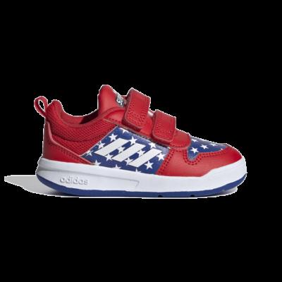 adidas Tensaur Vivid Red FY9193